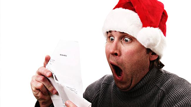 Aussies accumulated $29bn worth of Christmas debt