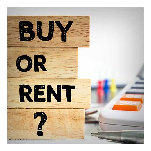 Rental – A Cost Effective Option