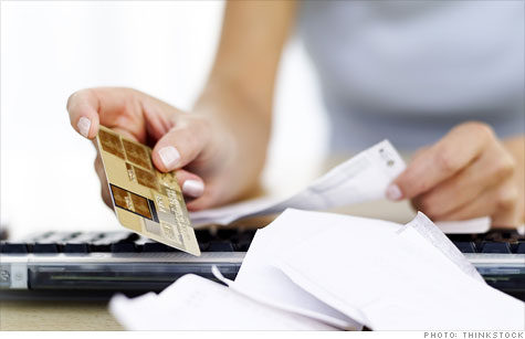 Average credit card debt hits two-year high