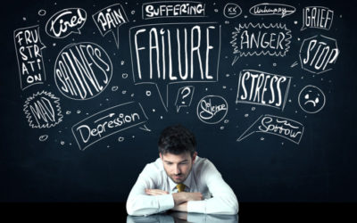 How can one bounce back after failure?