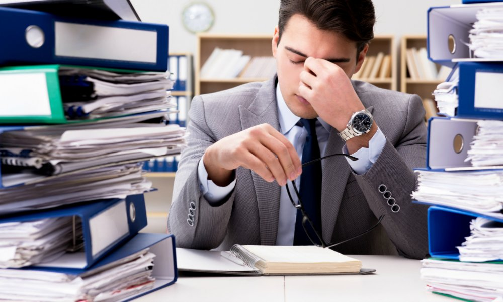 Stressed at work? Mental workouts will help