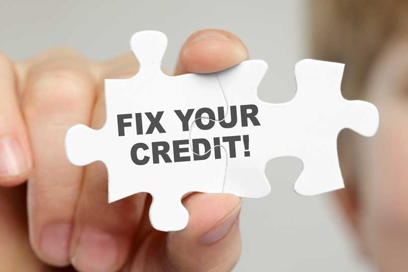 The five credit repair secrets every broker needs to know.
