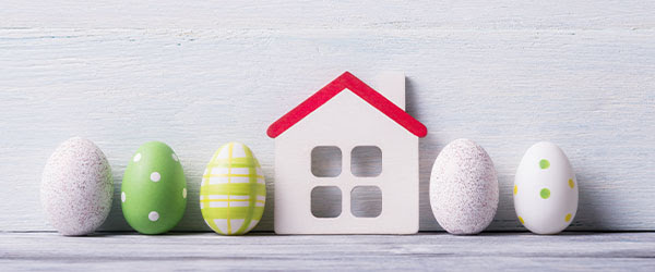 Eggcellent ways to secure your family home